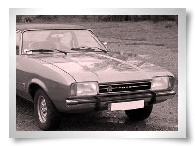 ford capri 40 anos