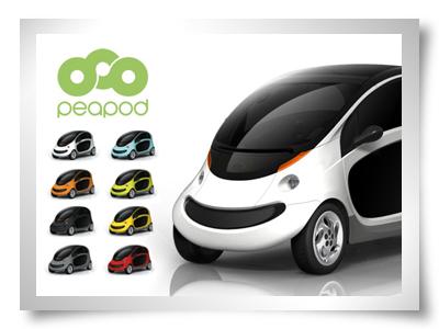 peadpod carro electrico energia alternativa