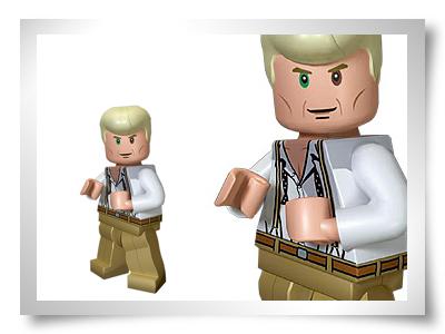 david bowie blur iggy pop lego bonecos legos