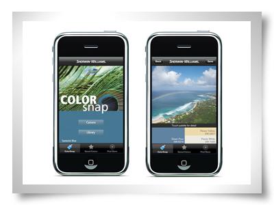 iphone app color snap mac apple