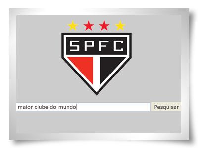 sao paulo google spfc futebol clube