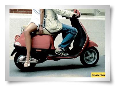 wonderbra publicidade criativa original