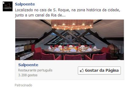 erro publicidade facebook